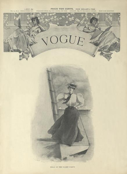 Issue: - July 1 1897 | Vogue