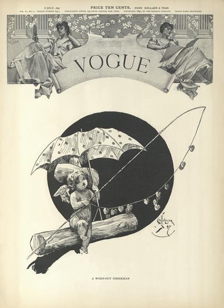 Issue: - July 8 1897   Vogue
