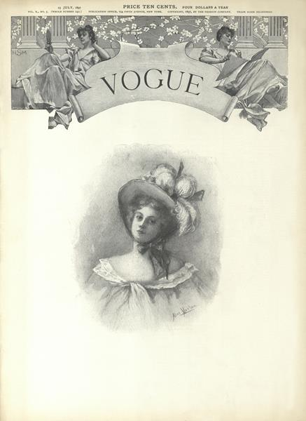 Issue: - July 15 1897 | Vogue