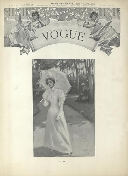Issue: - July 29 1897 | Vogue