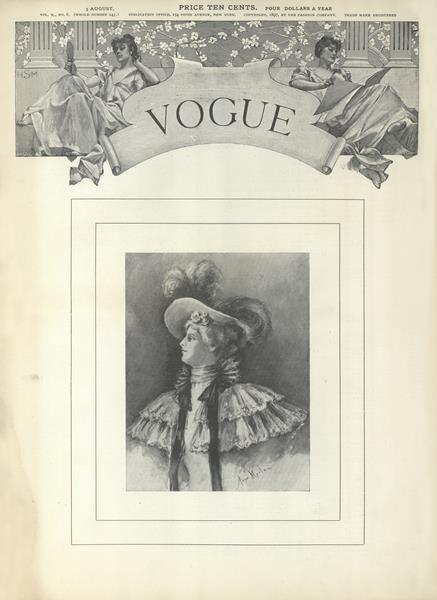 Issue: - August 5 1897 | Vogue