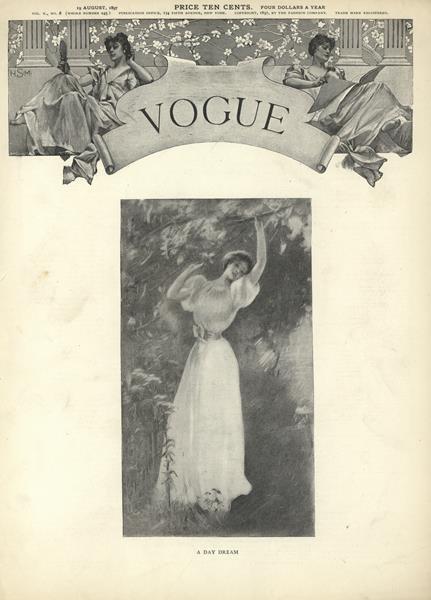 Issue: - August 19 1897 | Vogue