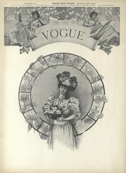 Issue: - August 26 1897 | Vogue