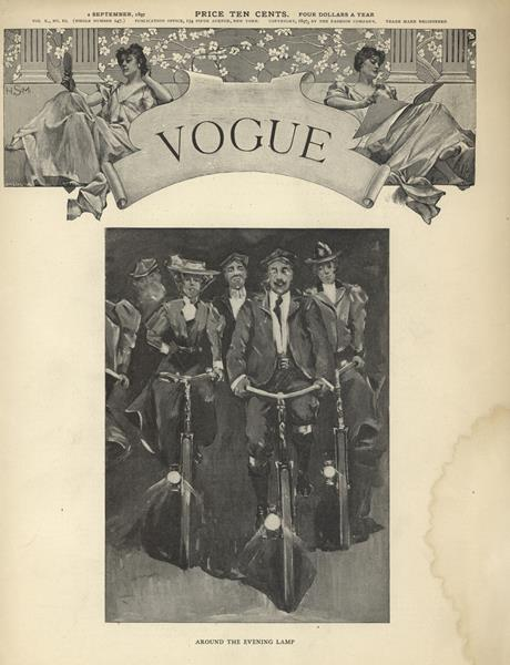 Issue: - September 2 1897 | Vogue