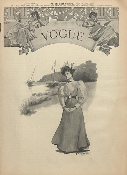 Issue: - September 9 1897 | Vogue