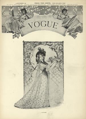 SEPTEMBER 23, 1897 | Vogue