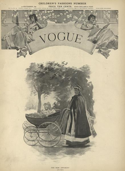 Issue: - September 30 1897 | Vogue