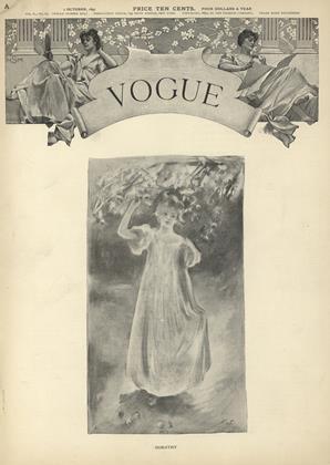 OCTOBER 7, 1897 | Vogue