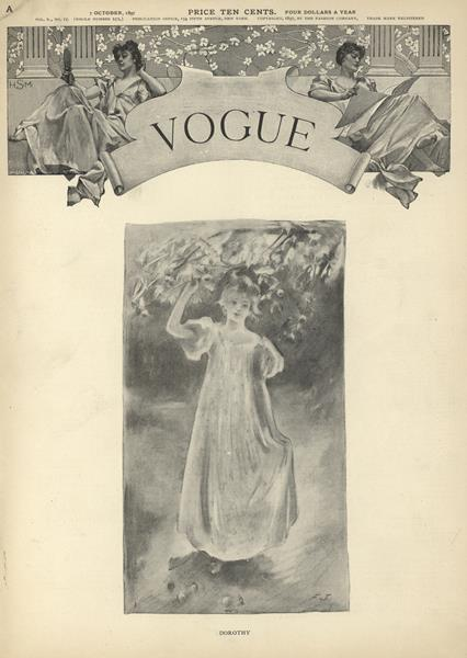 Issue: - October 7 1897 | Vogue