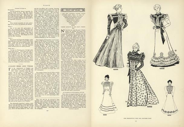 Article Preview: What She Wears: A Peep Into Futurity..., October 7 1970 | Vogue