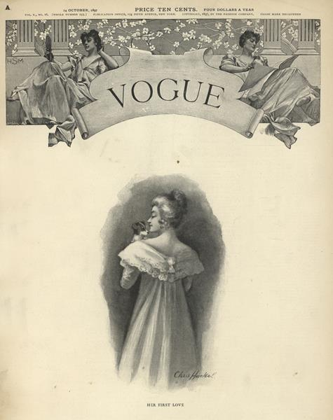 Issue: - October 14 1897 | Vogue