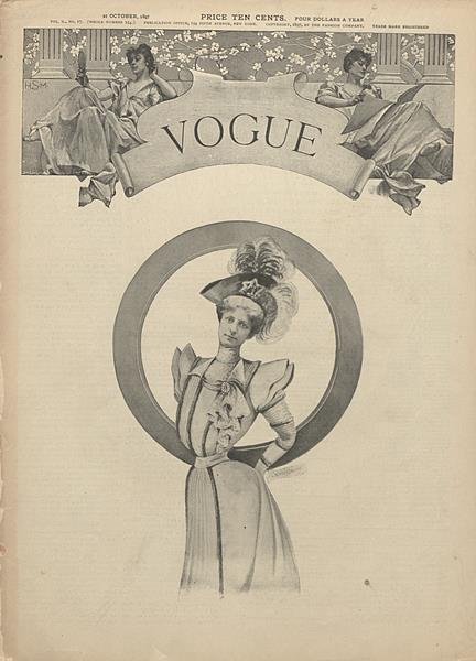 Issue: - October 21 1897 | Vogue