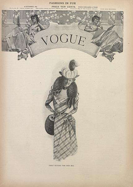 Issue: - October 28 1897 | Vogue
