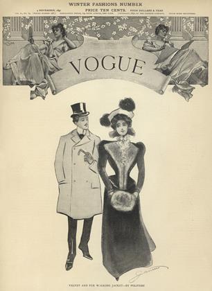 NOVEMBER 4, 1897 | Vogue