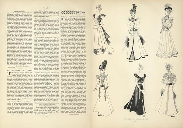 Article Preview: As Seen by Him: Locality in Dress..., November 4 1970 | Vogue