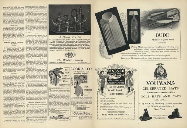 Article Preview: Description of Fashion Plates, November 4 1970 | Vogue