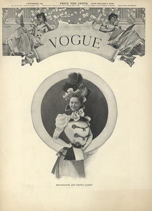 NOVEMBER 11, 1897 | Vogue