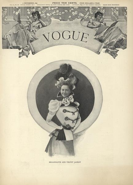Issue: - November 11 1897 | Vogue