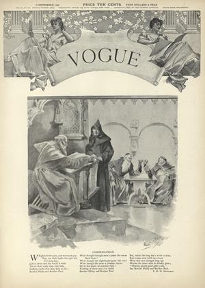 NOVEMBER 18, 1897 | Vogue