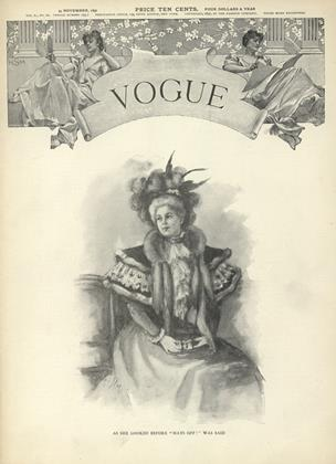 Cover for the November 25 1897 issue