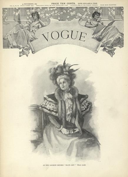 Issue: - November 25 1897 | Vogue