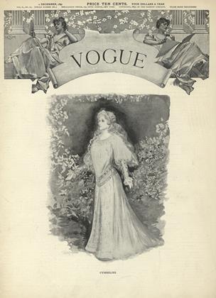 DECEMBER 2, 1897 | Vogue
