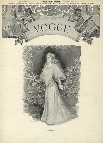 Issue: - December 2 1897 | Vogue