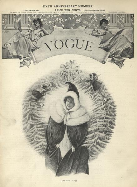 Issue: - December 9 1897 | Vogue