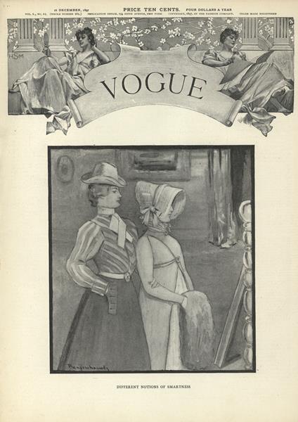Issue: - December 16 1897 | Vogue