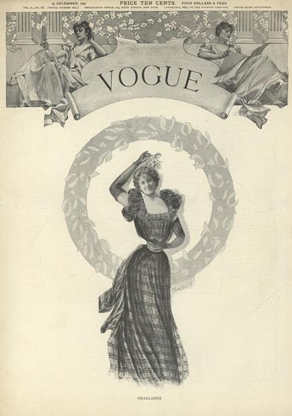 Issue: - December 23 1897 | Vogue