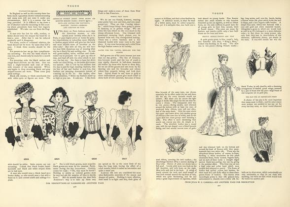 Description of Fashions