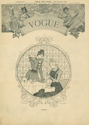 Cover for the January 6 1898 issue