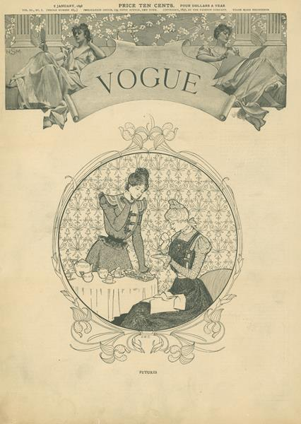 Issue: - January 6 1898 | Vogue
