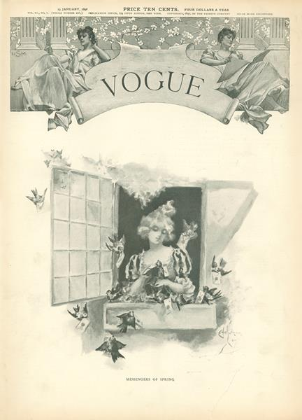 Issue: - January 13 1898 | Vogue
