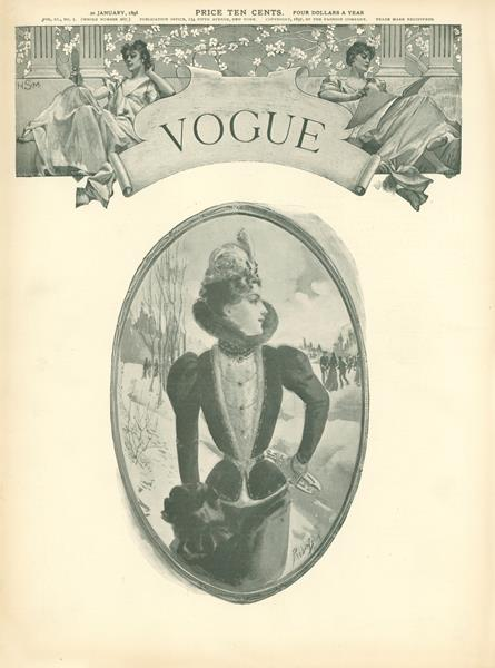 Issue: - January 20 1898 | Vogue