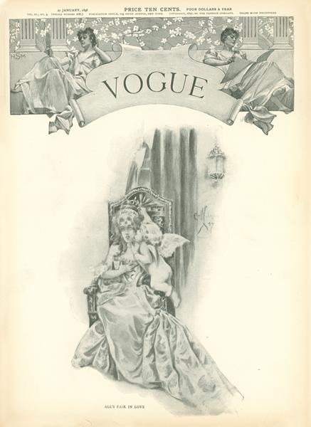 Issue: - January 27 1898 | Vogue