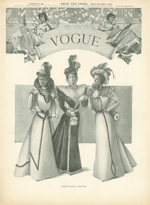 Cover for the February 3 1898 issue