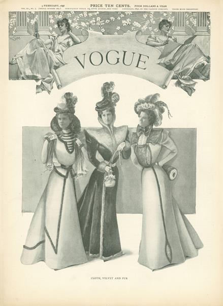 Issue: - February 3 1898 | Vogue