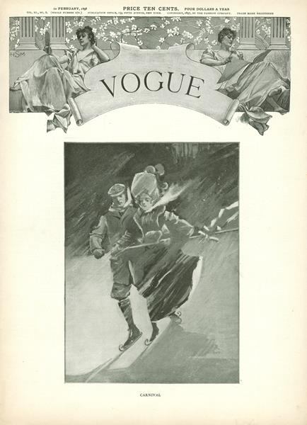 Issue: - February 10 1898 | Vogue