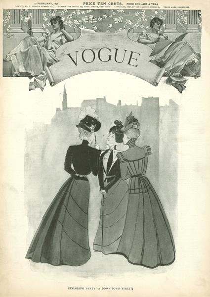 Issue: - February 17 1898 | Vogue