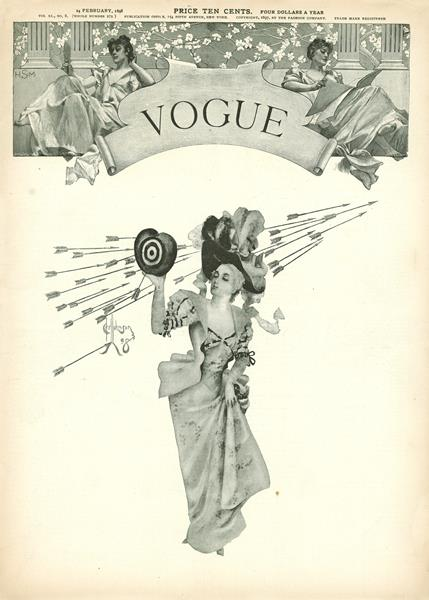 Issue: - February 24 1898 | Vogue