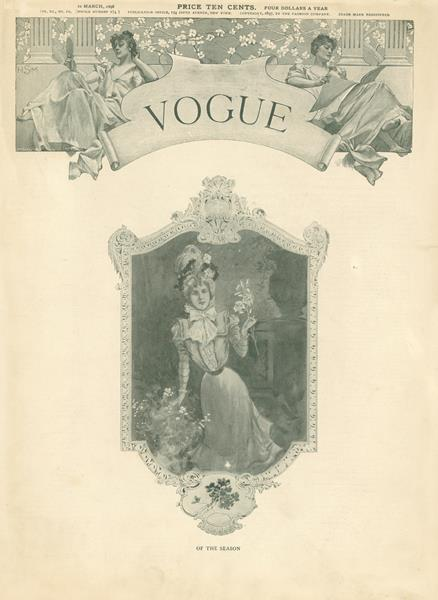 Issue: - March 10 1898 | Vogue