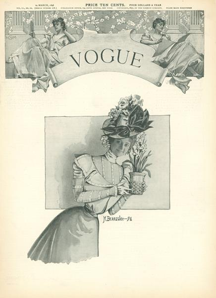 Issue: - March 24 1898 | Vogue