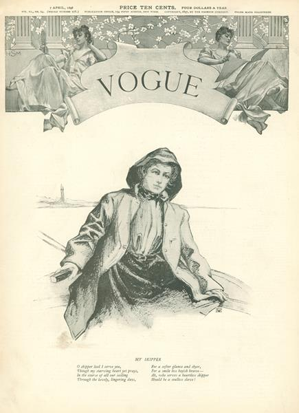 Issue: - April 7 1898 | Vogue