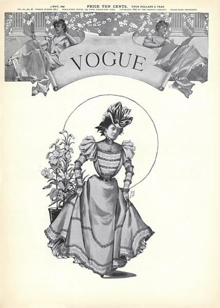 Issue: - May 5 1898 | Vogue