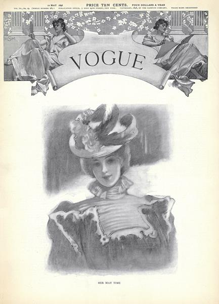 Issue: - May 12 1898 | Vogue