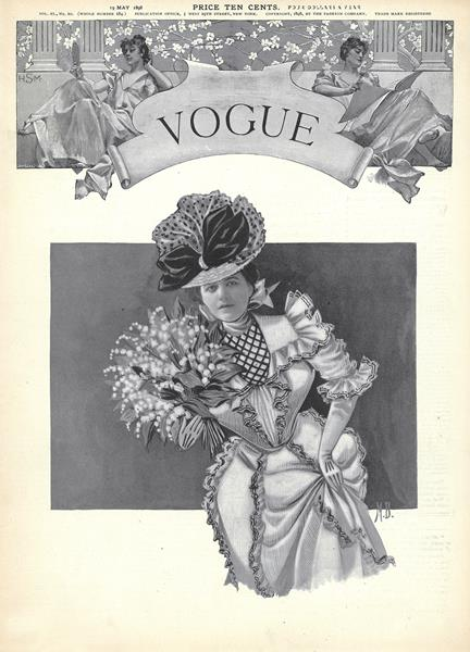 Issue: - May 19 1898 | Vogue