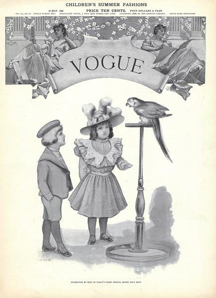 Issue: - May 26 1898 | Vogue
