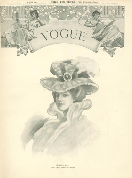 Issue: - June 2 1898 | Vogue