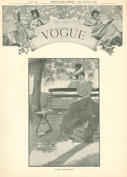 Issue: - June 9 1898 | Vogue